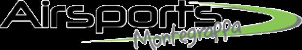 logo_ Airsports Montegrappa Parapendio