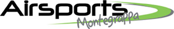 logo__ Airsports Montegrappa Parapendio